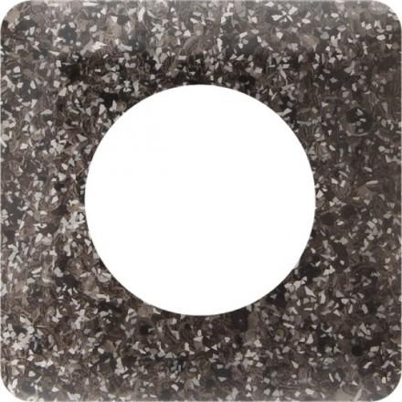 Osłonka pod kontakt / włącznik pojedyncza Granit wzór 3
