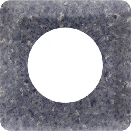 Osłonka pod kontakt / włącznik pojedyncza Granit wzór 4
