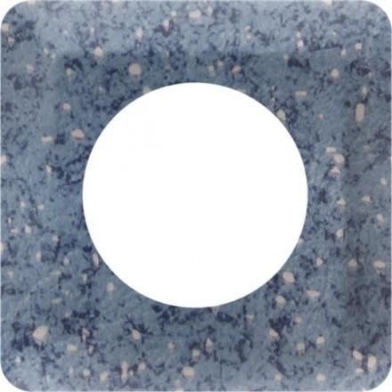 Osłonka pod kontakt / włącznik pojedyncza Granit wzór 10