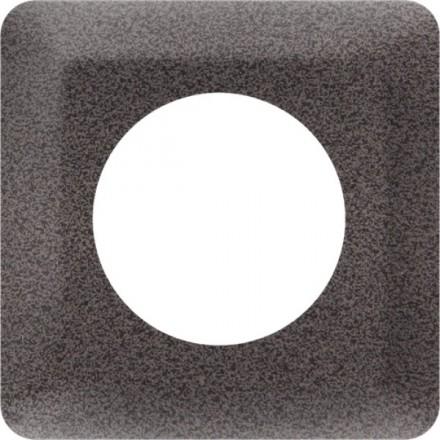 Osłonka pod kontakt / włącznik pojedyncza Granit wzór 13