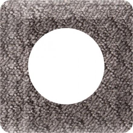 Osłonka pod kontakt / włącznik pojedyncza Tkanina wzór 6