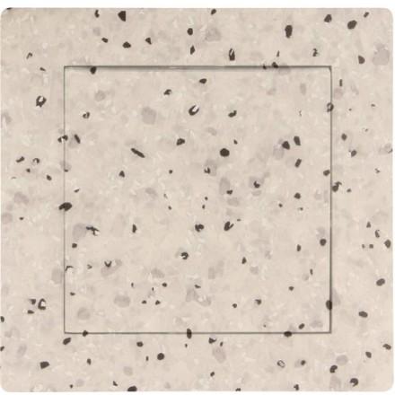 Włącznik Wyłącznik Adelind KM W1 + ramka pojedynczy Granit wzór 6