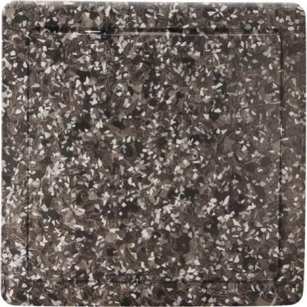 Włącznik schodowy Basic pojedynczy Granit wzór 3