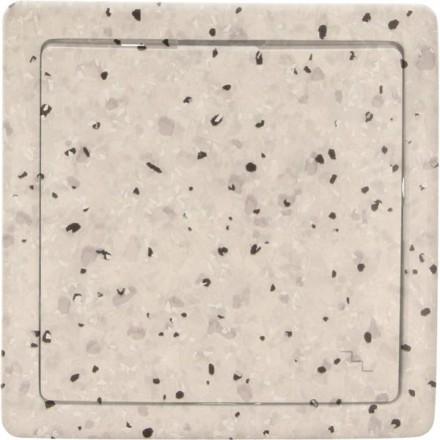 Włącznik schodowy Basic pojedynczy Granit wzór 6