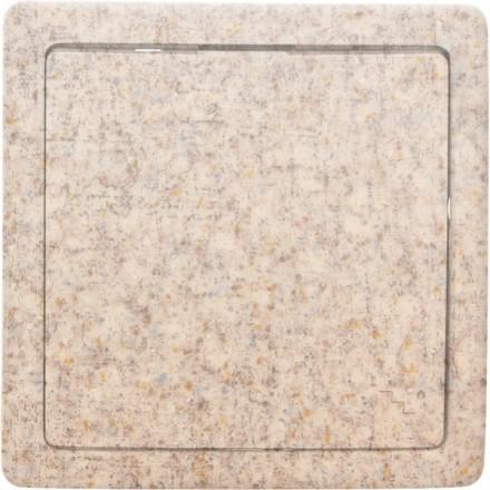 Włącznik schodowy Basic pojedynczy Granit wzór 8