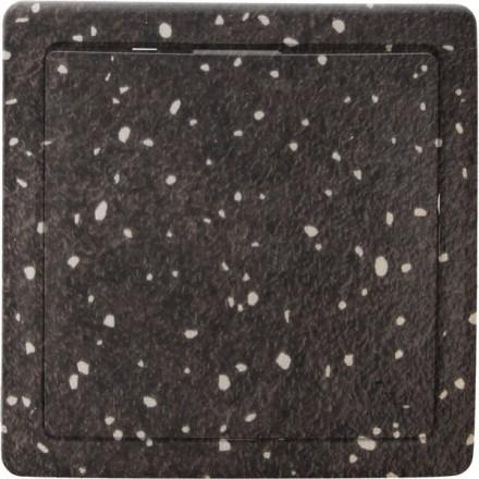 Włącznik schodowy Basic pojedynczy Granit wzór 9