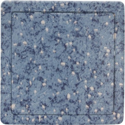 Włącznik schodowy Basic pojedynczy Granit wzór 10
