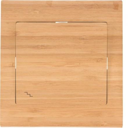 Włącznik schodowy Sigma Pojedynczy Bambus