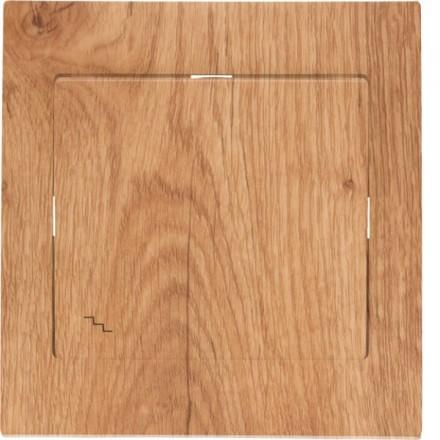 Włącznik schodowy Sigma Pojedynczy Dąb edyngurg