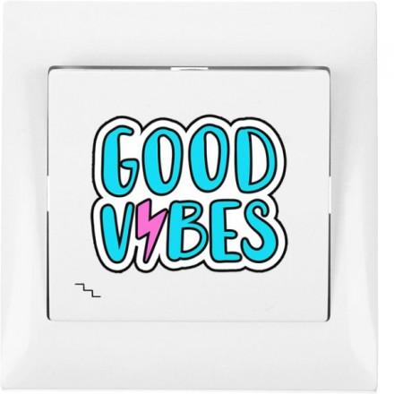 Włącznik schodowy Sigma Pojedynczy Good vibes