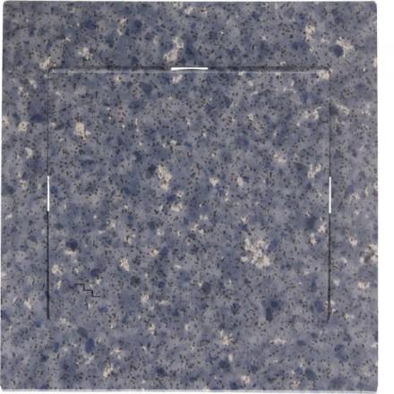 Włącznik schodowy Sigma Pojedynczy Granit wzór 4