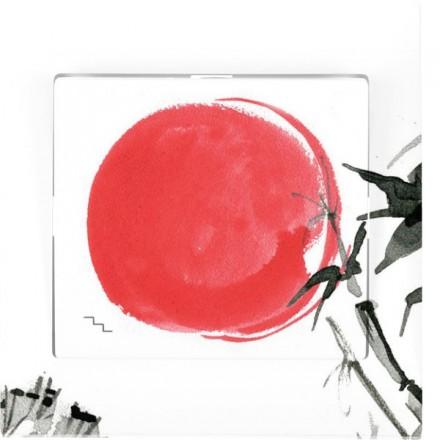 Włącznik schodowy Sigma Pojedynczy Japońskie słońce
