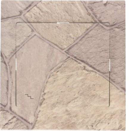 Włącznik schodowy Sigma Pojedynczy Kamień wzór 1