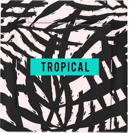 Włącznik schodowy Sigma Pojedynczy Tropical