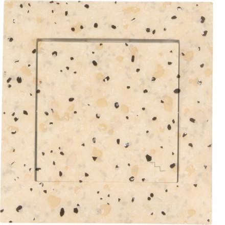 Włącznik schodowy Simon 54 Pojedynczy Granit wzór 7