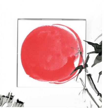 Włącznik schodowy Simon 54 Pojedynczy Japońskie słońce