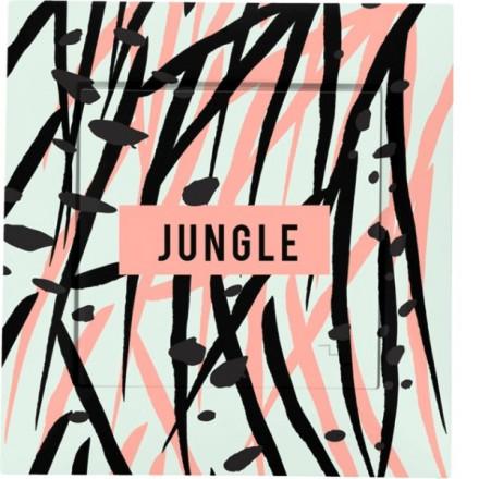 Włącznik schodowy Simon 54 Pojedynczy Jungle