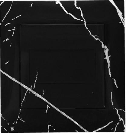 Zaślepka kontaktu Simon 54 Czarny marmur