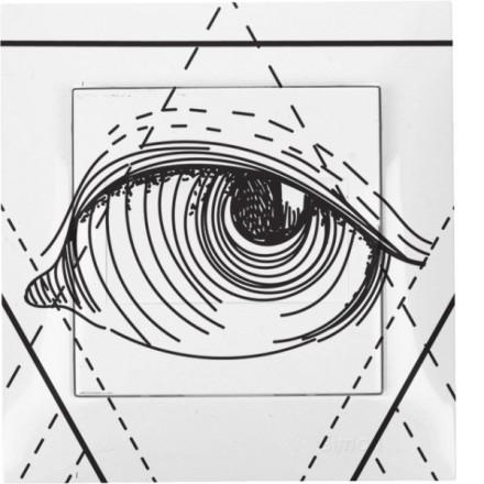 Zaślepka kontaktu Simon 54 Illuminati