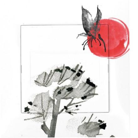 Zaślepka kontaktu Simon 54 Japoński obraz