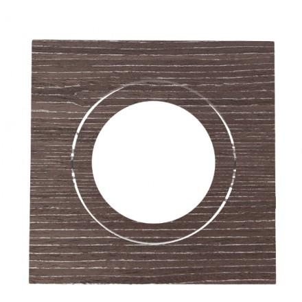 Oprawa sufitowa Kwadratowa 8.2cm x 8.2cm Wzór D407