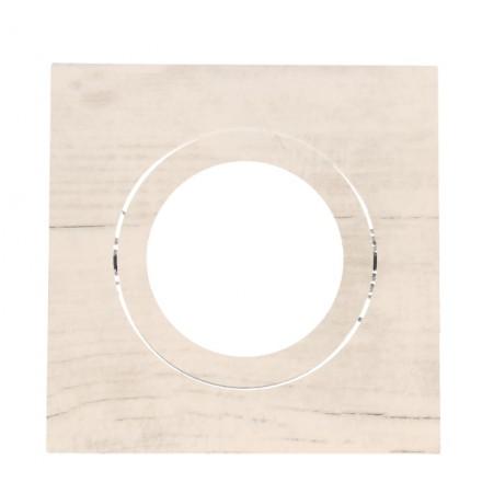 Oprawa sufitowa Kwadratowa 8.2cm x 8.2cm Wzór D410