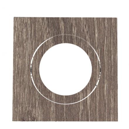 Oprawa sufitowa Kwadratowa 8.2cm x 8.2cm Wzór D414