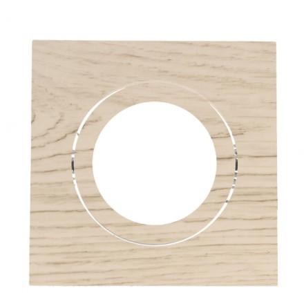 Oprawa sufitowa Kwadratowa 8.2cm x 8.2cm Wzór D415