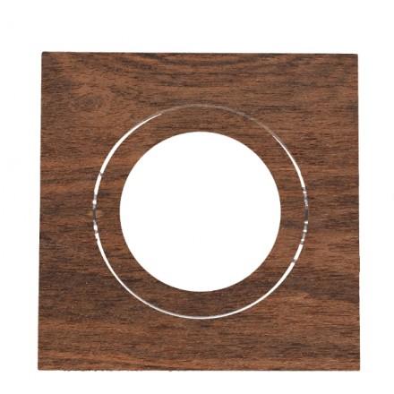 Oprawa sufitowa Kwadratowa 8.2cm x 8.2cm Wzór D417