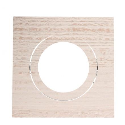 Oprawa sufitowa Kwadratowa 8.2cm x 8.2cm Wzór D439